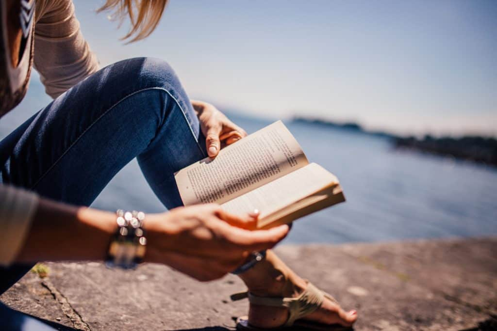 Reading to boost wellness