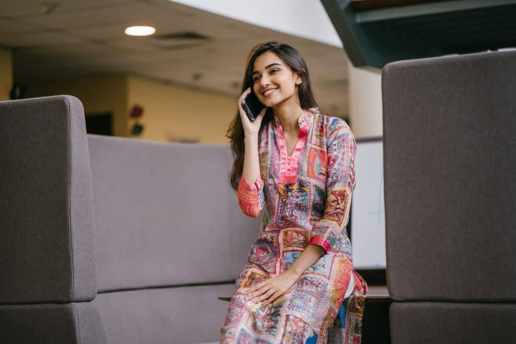 Keeping in touch can help build mental resilience and boost wellness